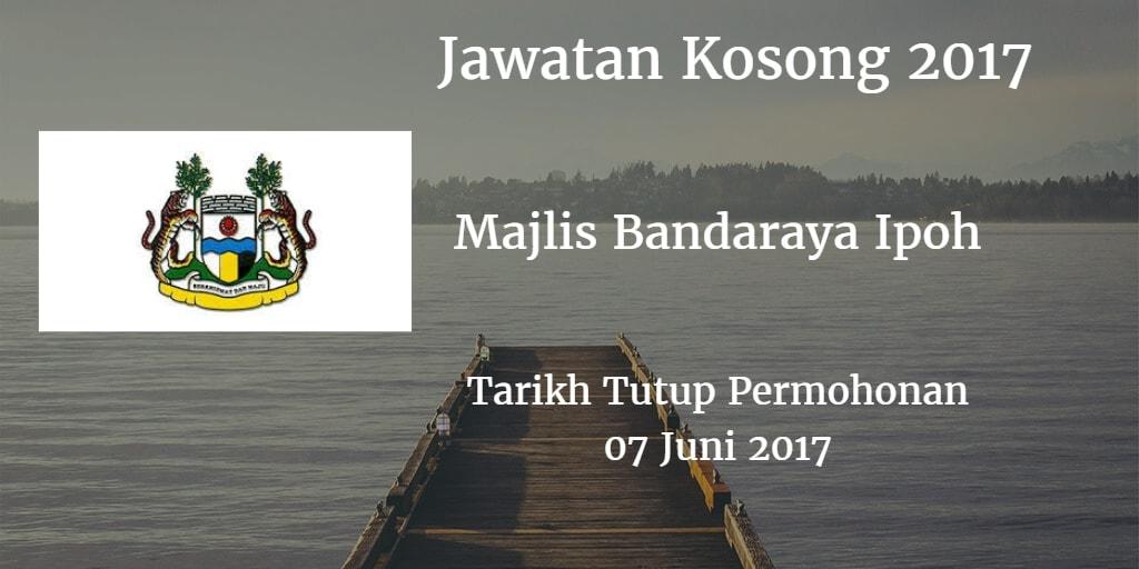 Jawatan Kosong MBI 07 Juni 2017