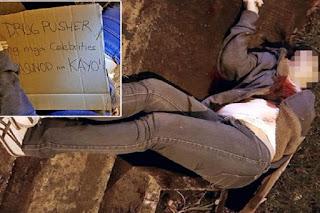 Tak Tanggung Perangi Narkoba Putri Bangsawan Inggris pun Ditembak Mati dalam Perang Narkoba Di Filipina - Commando
