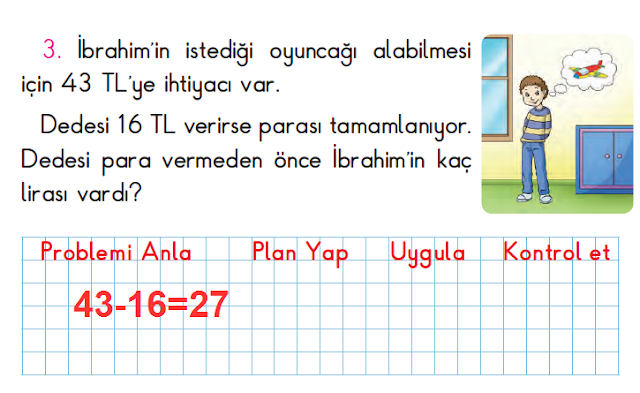 2. Sınıf Açılım Yayınları Matematik Ders Kitabı 135. Sayfa Cevapları