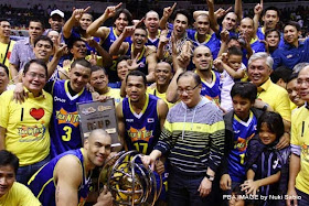 TNT made history in double OT win agaist ROS for the Title