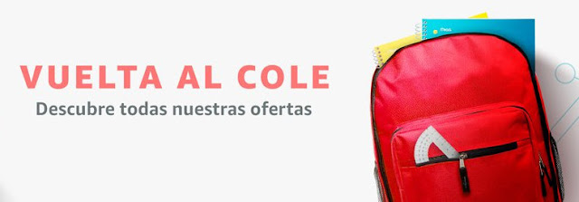 Vuelta al Cole de Amazon Post Seguimiento