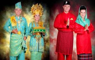 Gambar Pakaian Adat Kepulauan Riau