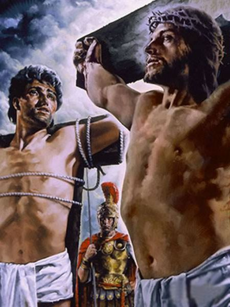 Crucifixion come home - 5 9