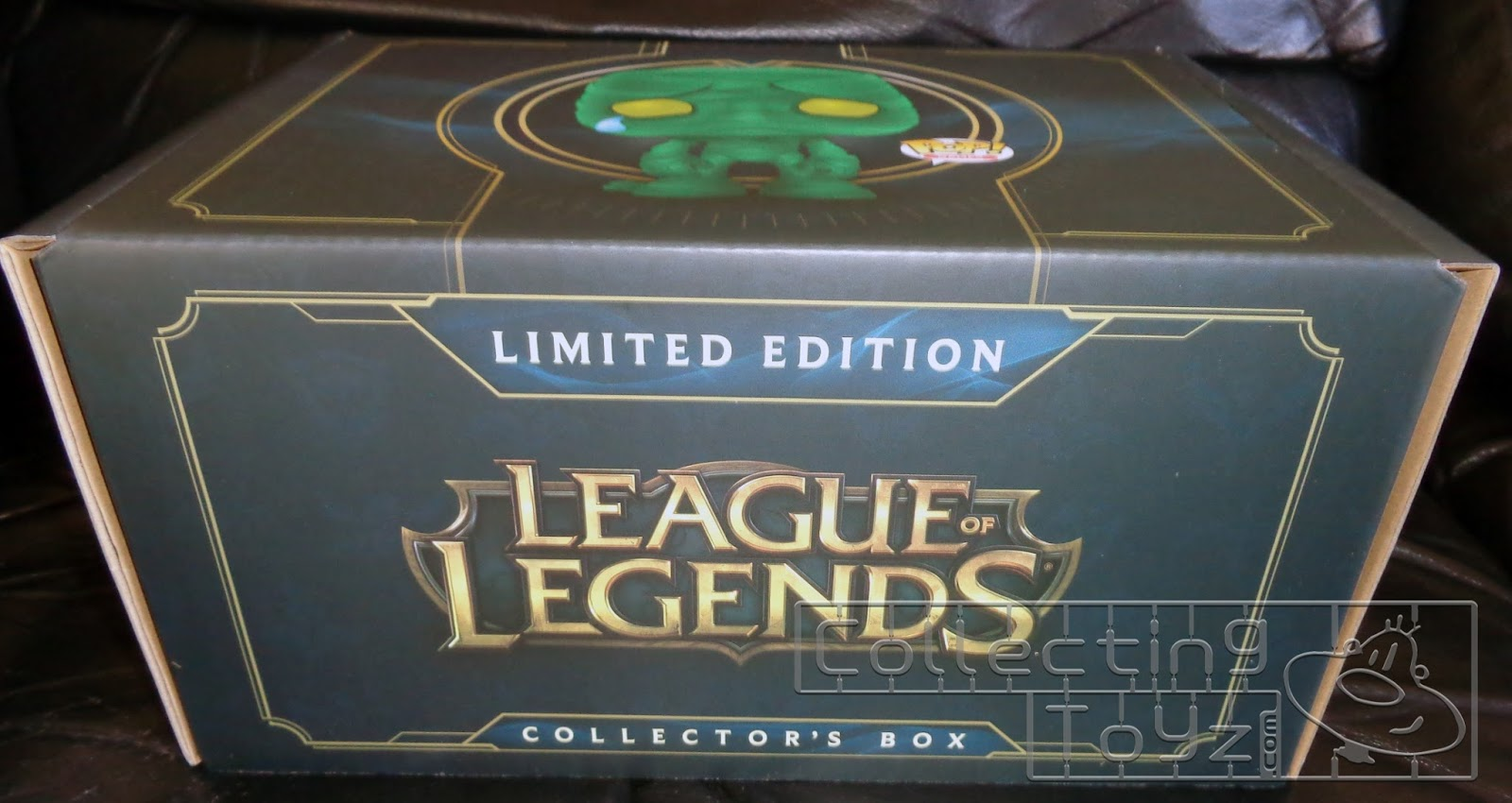 Collecting Toyz League Of Legends Limited Edition