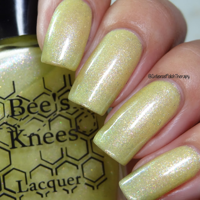 Bee's Knees Lacquer - Apple Jack