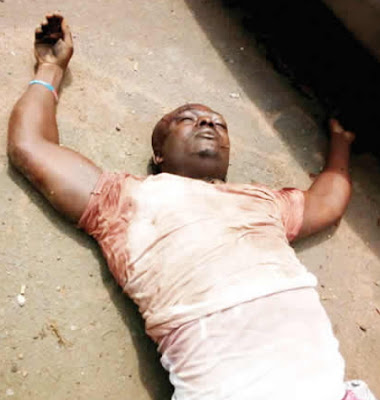 imo state most wanted robber killed