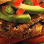 Organic Black Bean Burgers from Veggie Burger Recipe of Sweetcorn, Beans, Mushrooms within Chipotle with Chili Spices