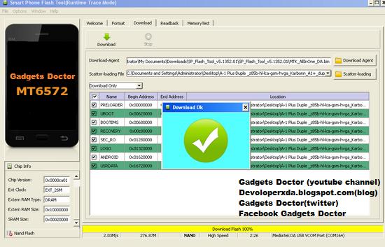 Vivo Y69 Remove Lock Screen (Remove Pattern ,Pin , Password