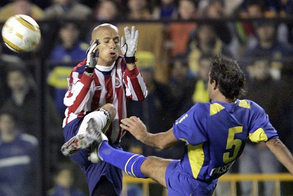 Chivas vs Boca.
