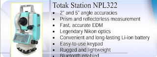 Total Station Terbaru NPL-322
