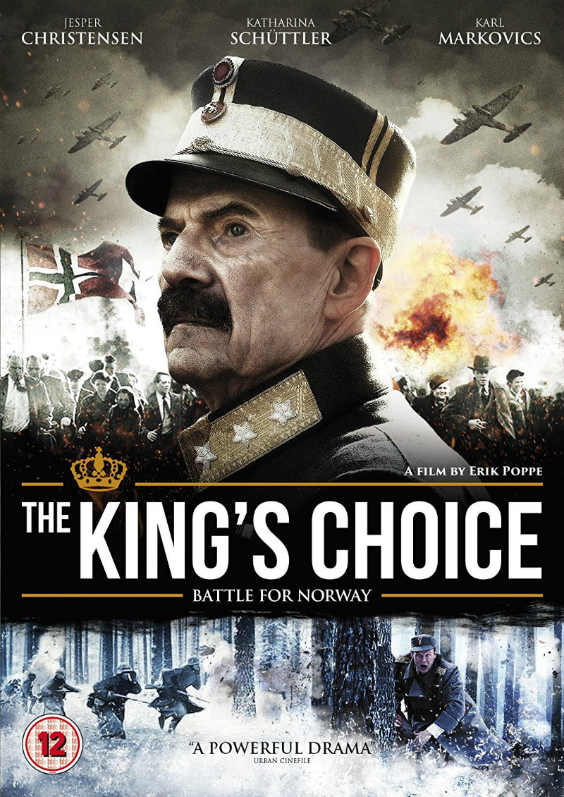 the king's choice dvd