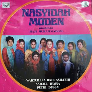 MP3 Nasyidah Modern, Fenty Effendy, Ida Roswita dan Puspita Record