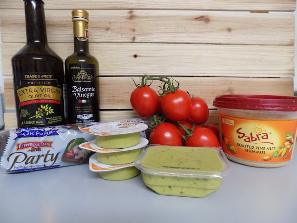 Is that really vegan? (Veganish hummus avocado and tomato toasts)