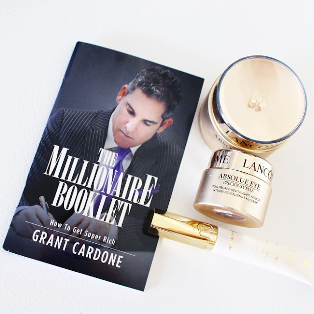 How To Get Super Rich - Millionnaire Booklet by Grant Cardone is The Answer!