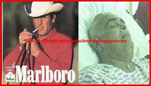 ¿Que Paso Con El Famoso Vaquero De Los Cigarros Marlboro