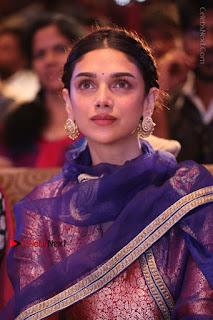 Aditi Rao Hydari Stills in Lehenga Choli at Cheliyaa Telugu Movie Audio Launch Event  0041.JPG