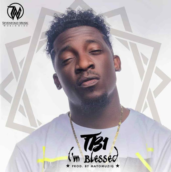 [Gospel Music] TB1 - I'm Blessed