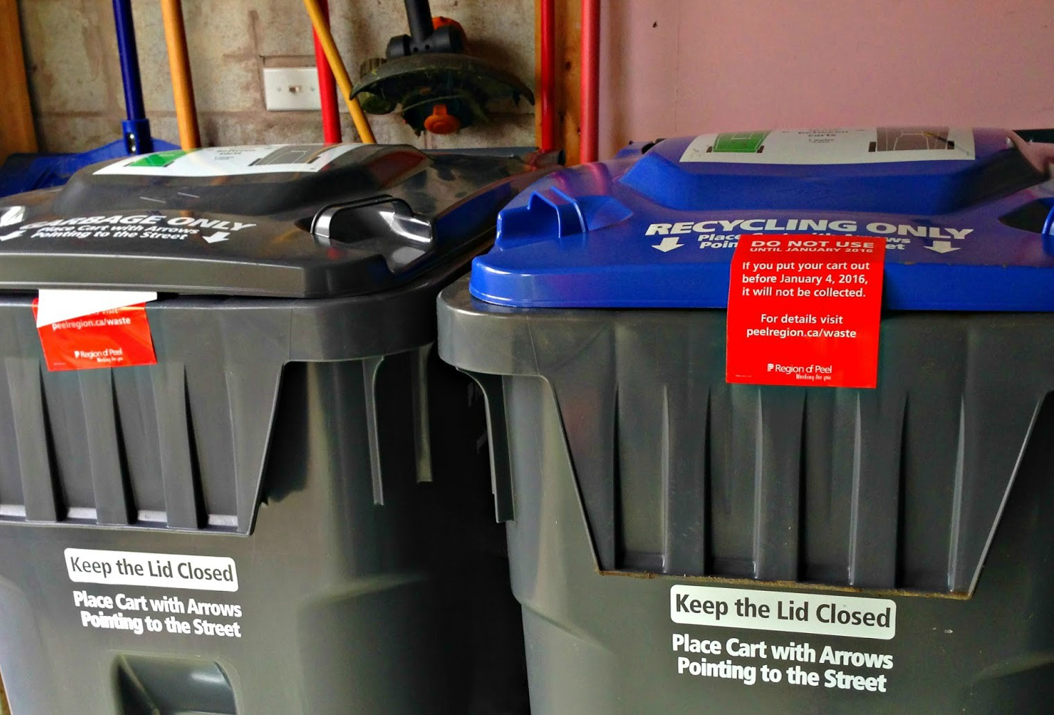 Febeth Diary Of A Domesticated Blogger Update On Our New Garbage Collection System