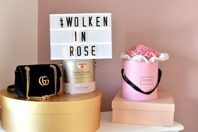 Interior Inspo: Paint your room rosé with Alpina Feine Farben ...