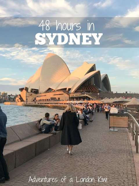 What to do with 48 hours in Sydney Australia Adventures of a London Kiwi