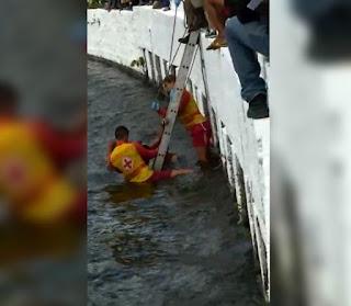 Homem morre afogado no Açude Velho em Campina