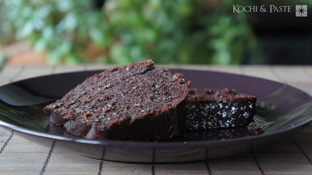 Kochi Paste Schoko Orange Kokos Kuchen