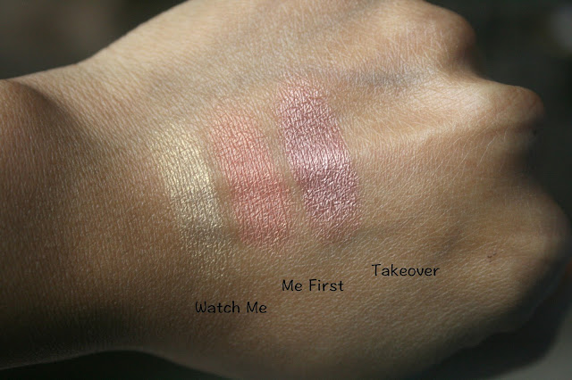 NARSissist Unfiltered I Swatches