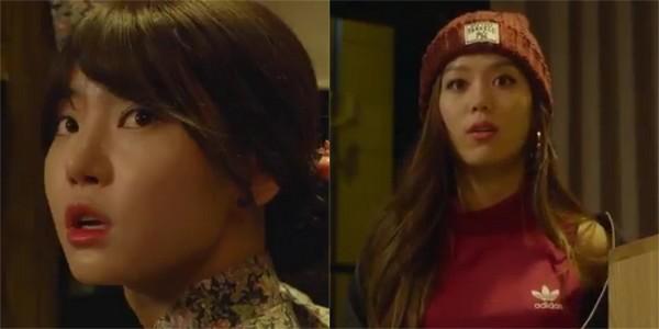 Yeon Ji datang ke rumah Mi Jo untuk konsultasi cinta di Love For A Thousand More Ep 2