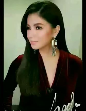 Angel Locsin Still Looks Gorgeous on the Boomerang Videos Taken While She Was Being Styled!
