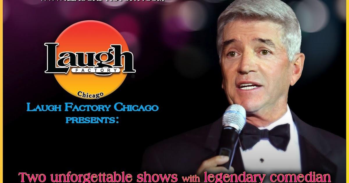 Laugh Factory Chicago Promo Code
