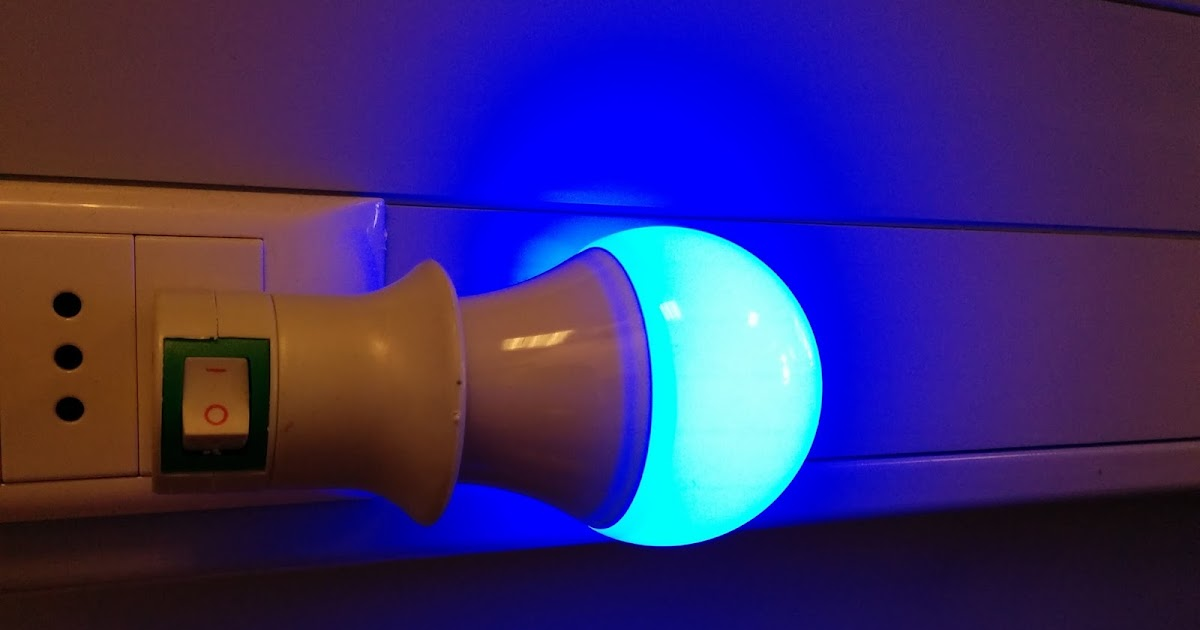 How to control a MagicBlue LED bulb with Linux