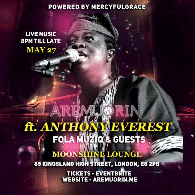 Aremuorin ft Anthony Everest, Fola Muziq and Guests