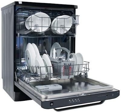 Cara Membersihkan Mesin Pencuci Piring yang Tepat