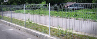 upah borongan pasang pagar brc