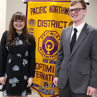 pnw optimist clubs oratorical contest