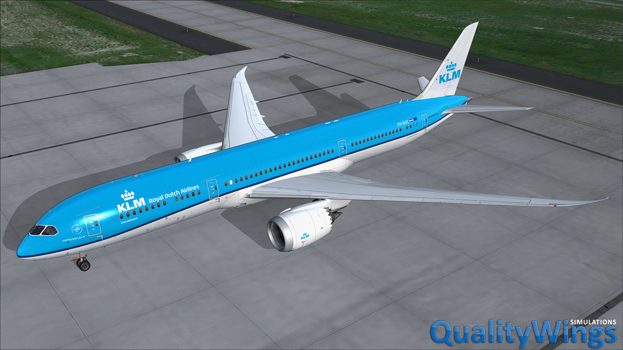 Qualitywings 757 p3dv4 liveries