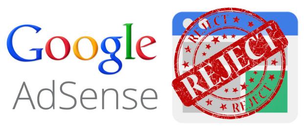 Penyebab Utama Yang Menjadi Alasan Blog Anda Ditolak Saat Mendaftarkan Adsense