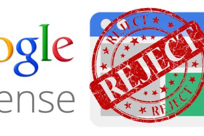Hal-hal Yang Menjadi Alasan AdSense Menolak Pengajuan Blog Kamu