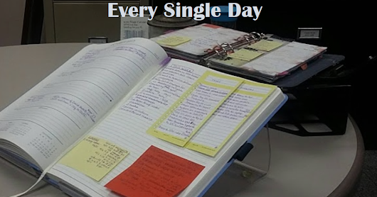 Using a Planner Successfully Every Single Day