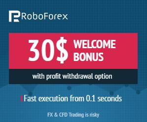 no deposit bonus forex  from roboforex