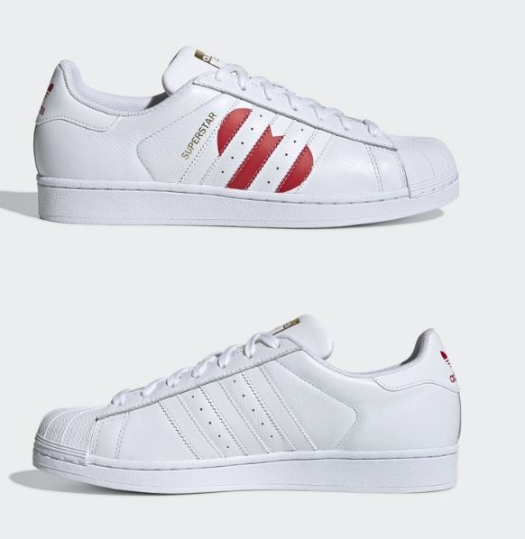 dc103dc3a106 Adidas official adidas clover SUPERSTAR men and women classic shoes EG3396