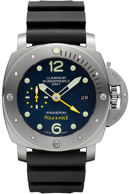 Panerai LUMINOR SUBMERSIBLE 1950 3 DAYS GMT AUTOMATIC 4