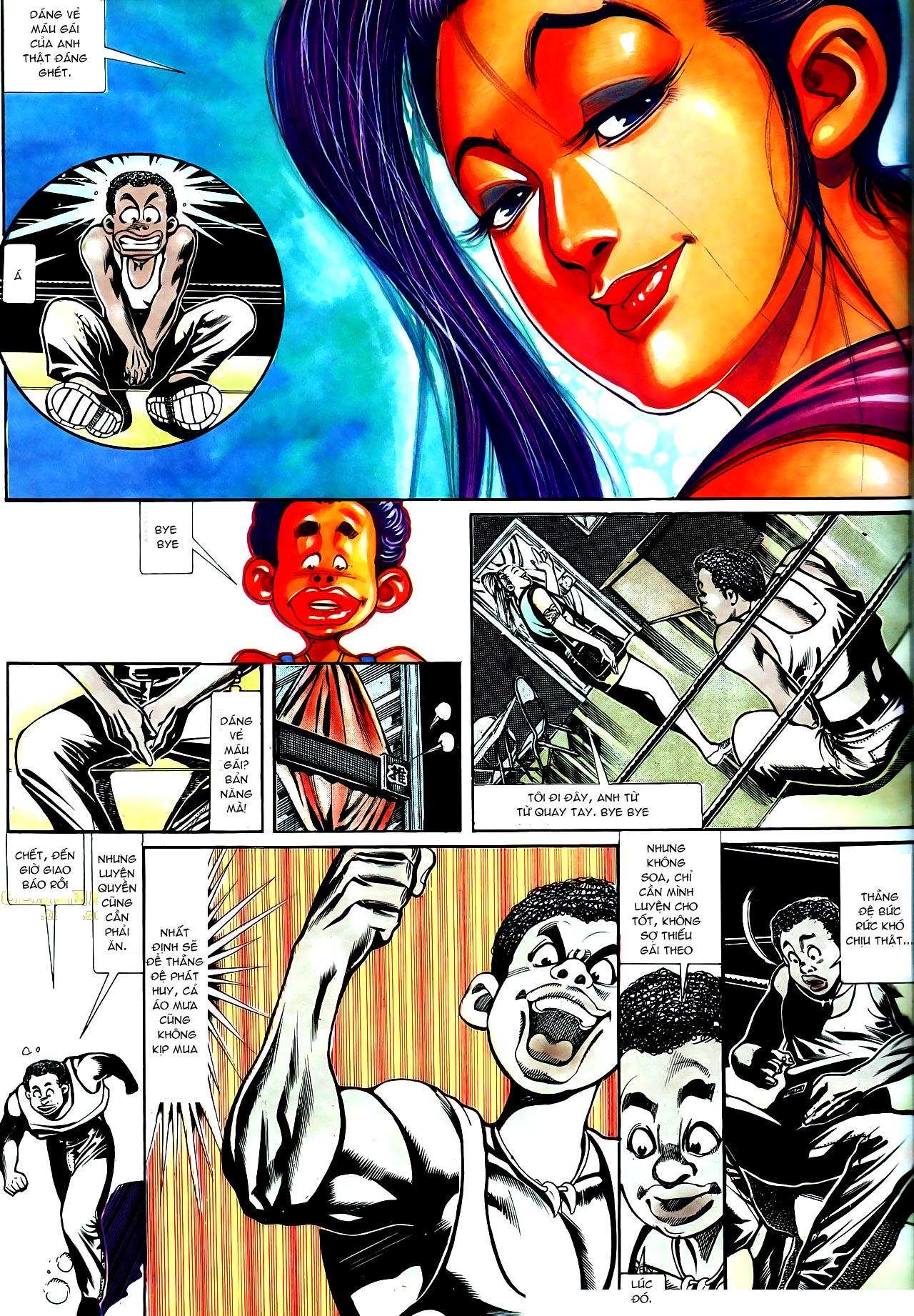Người Trong Giang Hồ chapter 150: ai không yêu anh hùng trang 7