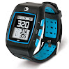 GolfBuddy WT5 Golf GPS Watch, Black/Blue
