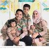 Potret Kebahagiaan Hengky Kurniawan Bersama Anak-anaknya, Adem!