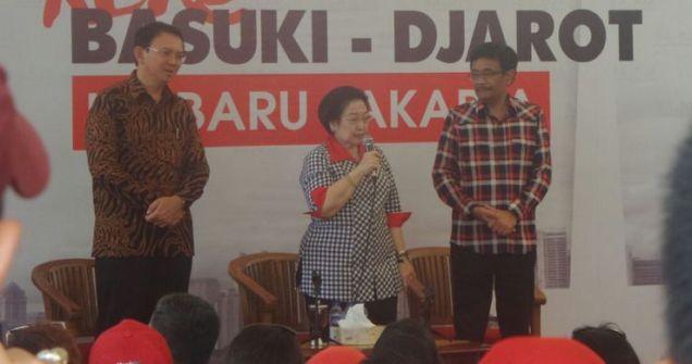 Megawati: Sekarang Kita Bukan Memilih Pemimpin Agama Lho...
