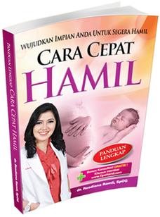 Tips Cara Agar Cepat Hamil - Buku dr. Rosdiana Ramli