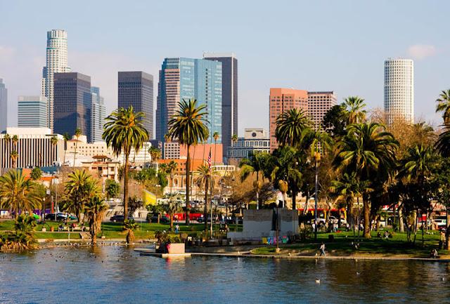 Conhecer a fantástica cidade de Los Angeles