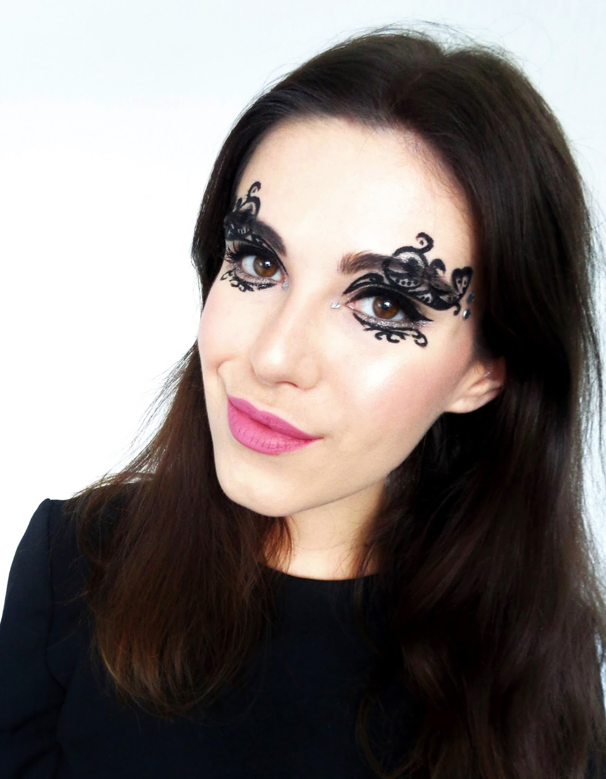 Maquillage loup carnaval - Maquillage loup facile ...