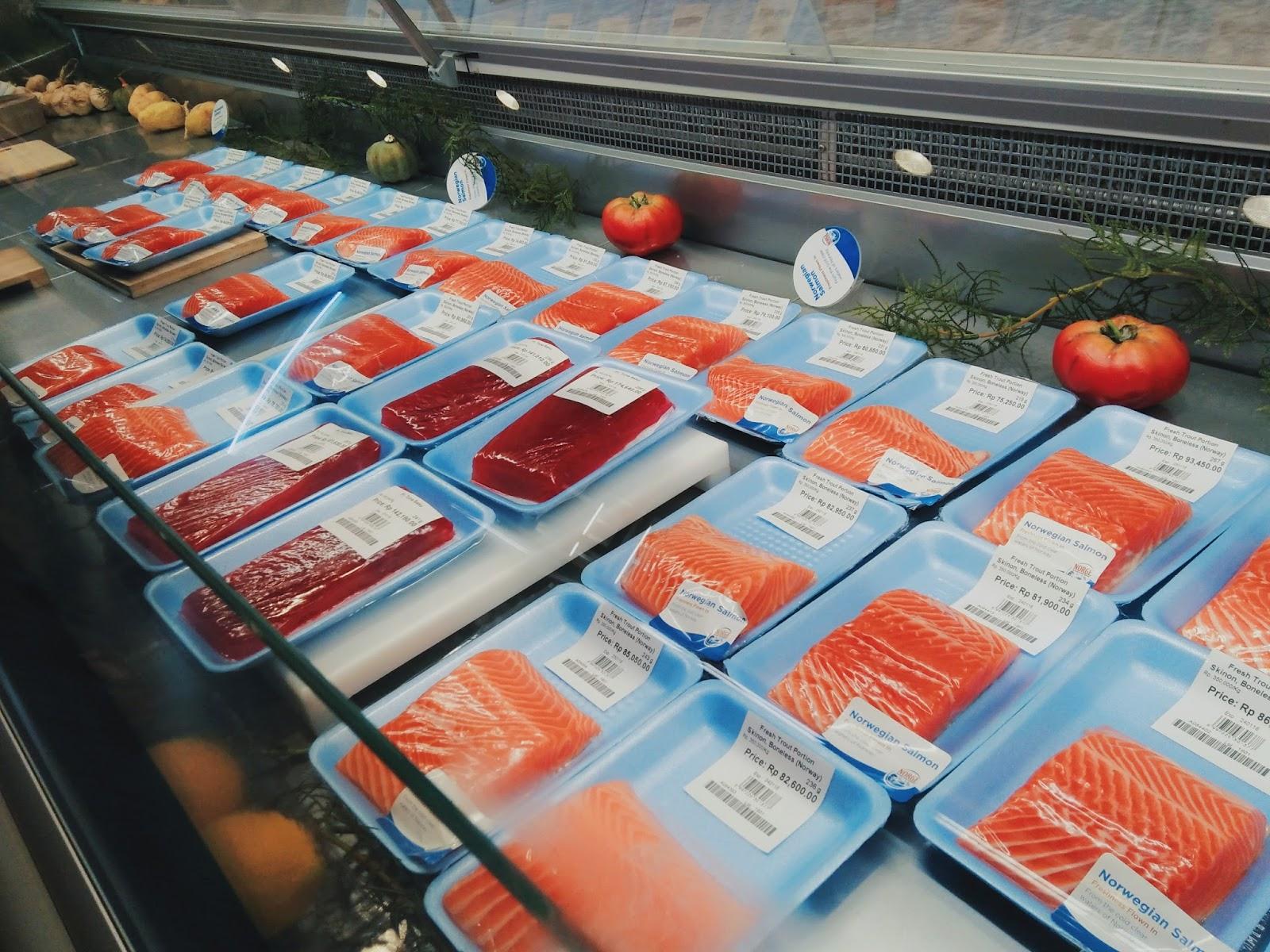 Sushi Masa - Penjaringan : Tak Terlupa Sepanjang MASA - Fish